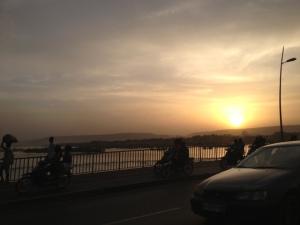 Bamako Sunset