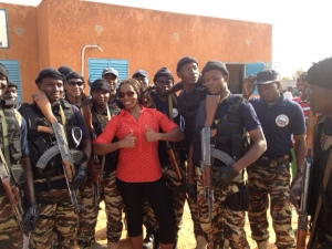 Lesley & the Gendarmes