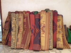 Niger Prayer Rugs