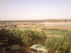 Niger River, Niamey